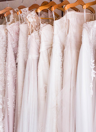 wedding dress finder